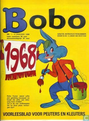 Bobo 1st Edition -
