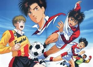 Shoot! Aoki Densetsu Movie (1994)