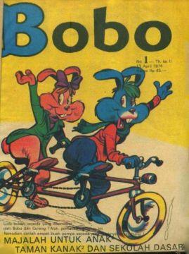 Bobo 1 Edisi Indonesia