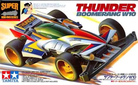 Thunder Boomerang W10